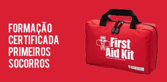 Cursos de Primeiros Socorros certificados, Inscreva-se já!