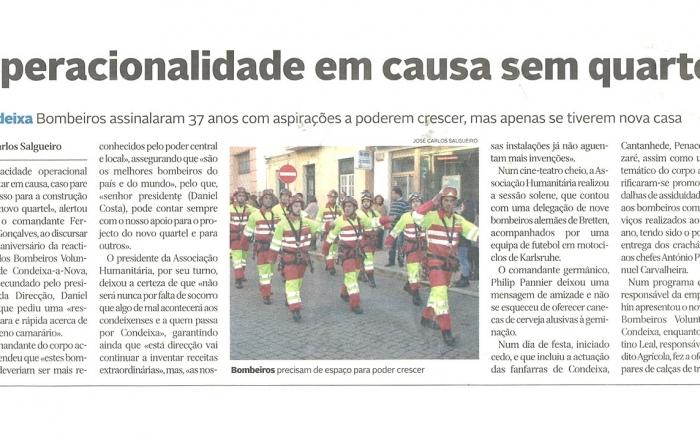 Clipping Diário de Coimbra