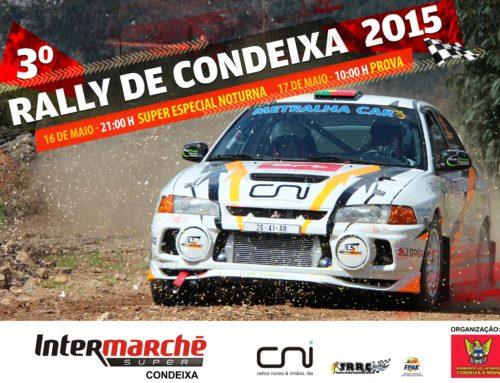 3º Rally de Condeixa 2015